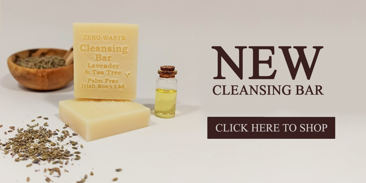 Our New Anti-Microbial Cleansing Bar