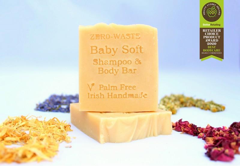 Baby Soft Shampoo Bar