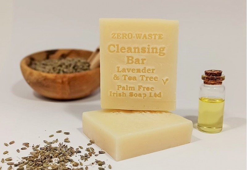 Anti-Microbial Cleansing Bar