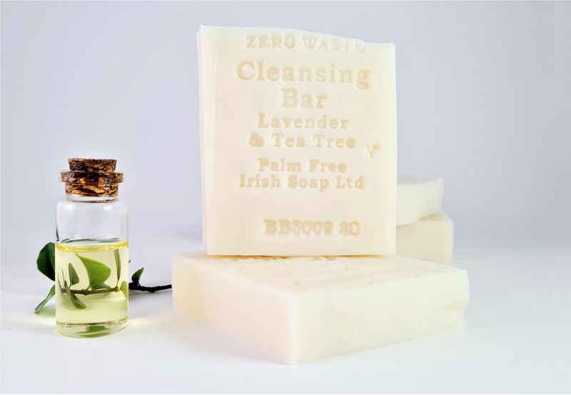 Anti-Microbial Cleansing Bar