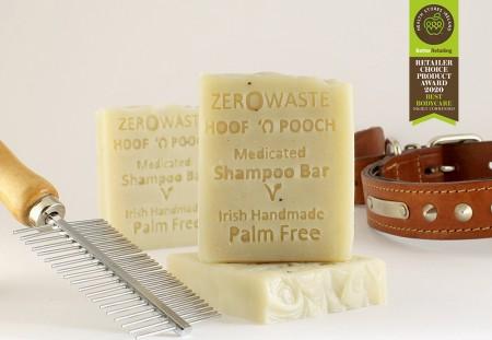 Hoof 'N Pooch Shampoo Bar