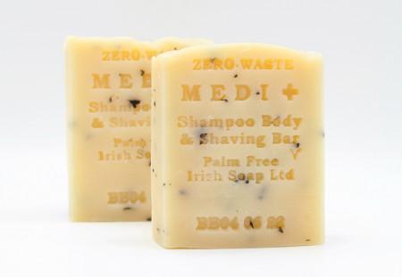 Medi + Shampoo Bar