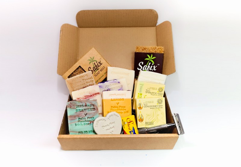 Sustainable Skin & Haircare Starter Box