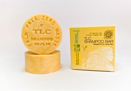 Silky Soft TLC Shampoo Bar