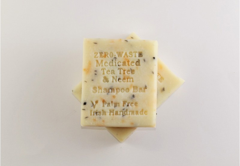 Medicated Shampoo Bar