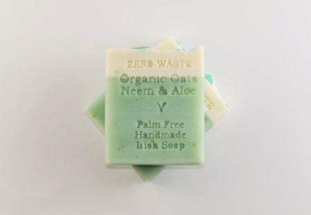 Organic Oatmeal, Neem & Aloe