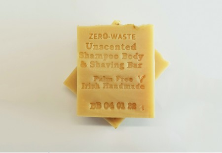 Unscented Shampoo Bar